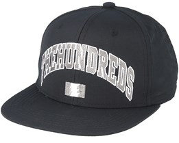ed03c9c0be3a Accent Black Snapback - The Hundreds
