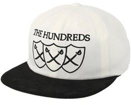 Trip White Snapback - The Hundreds