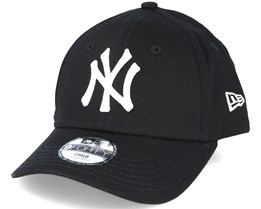 New York Yankees MLB League Basic Black Adjustable - New Era
