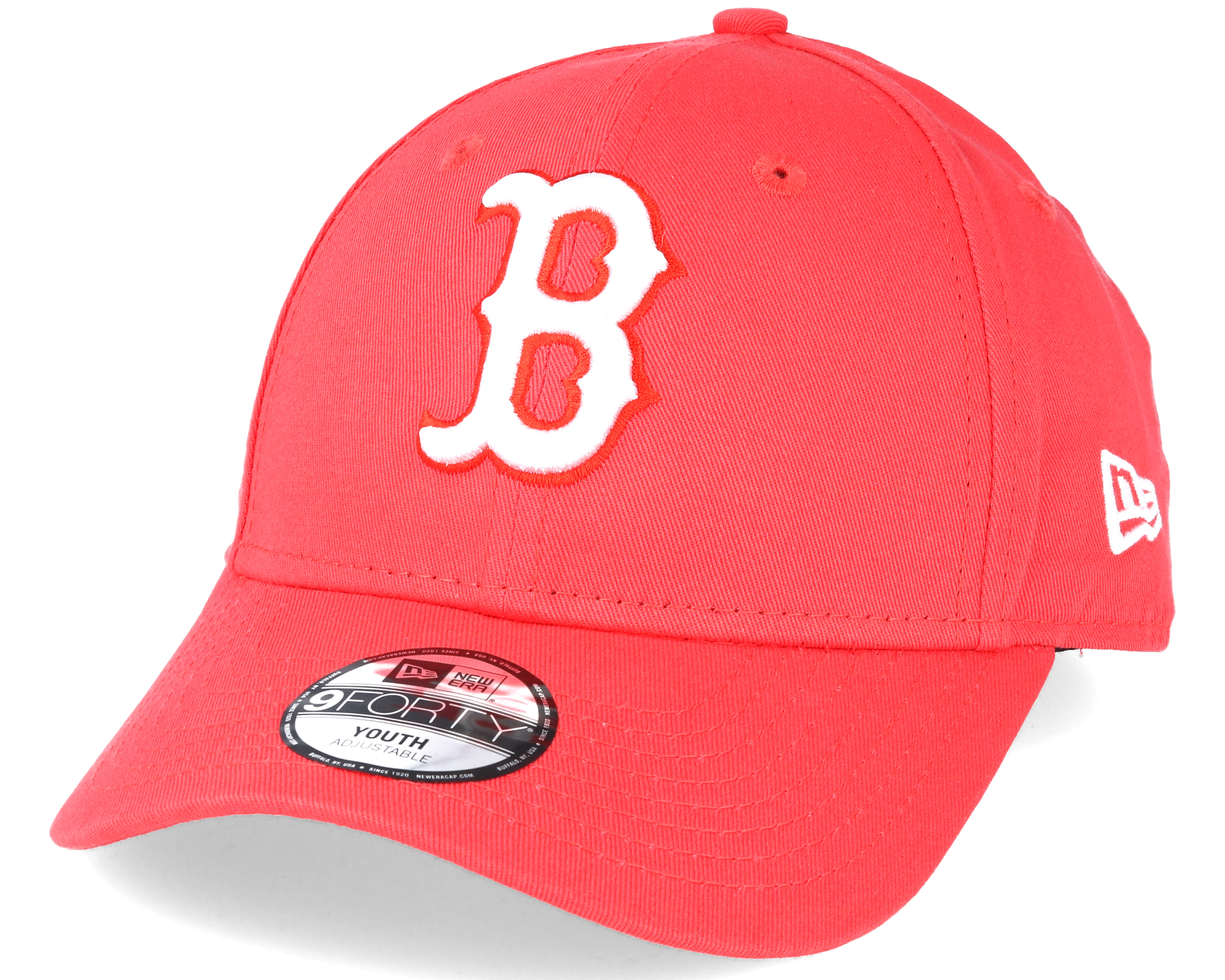 Kids Boston Red Sox Kids League Basic 9forty Adjustable ...