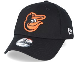 Baltimore Orioles Kids League Basic Black 9forty Adjustable - New Era