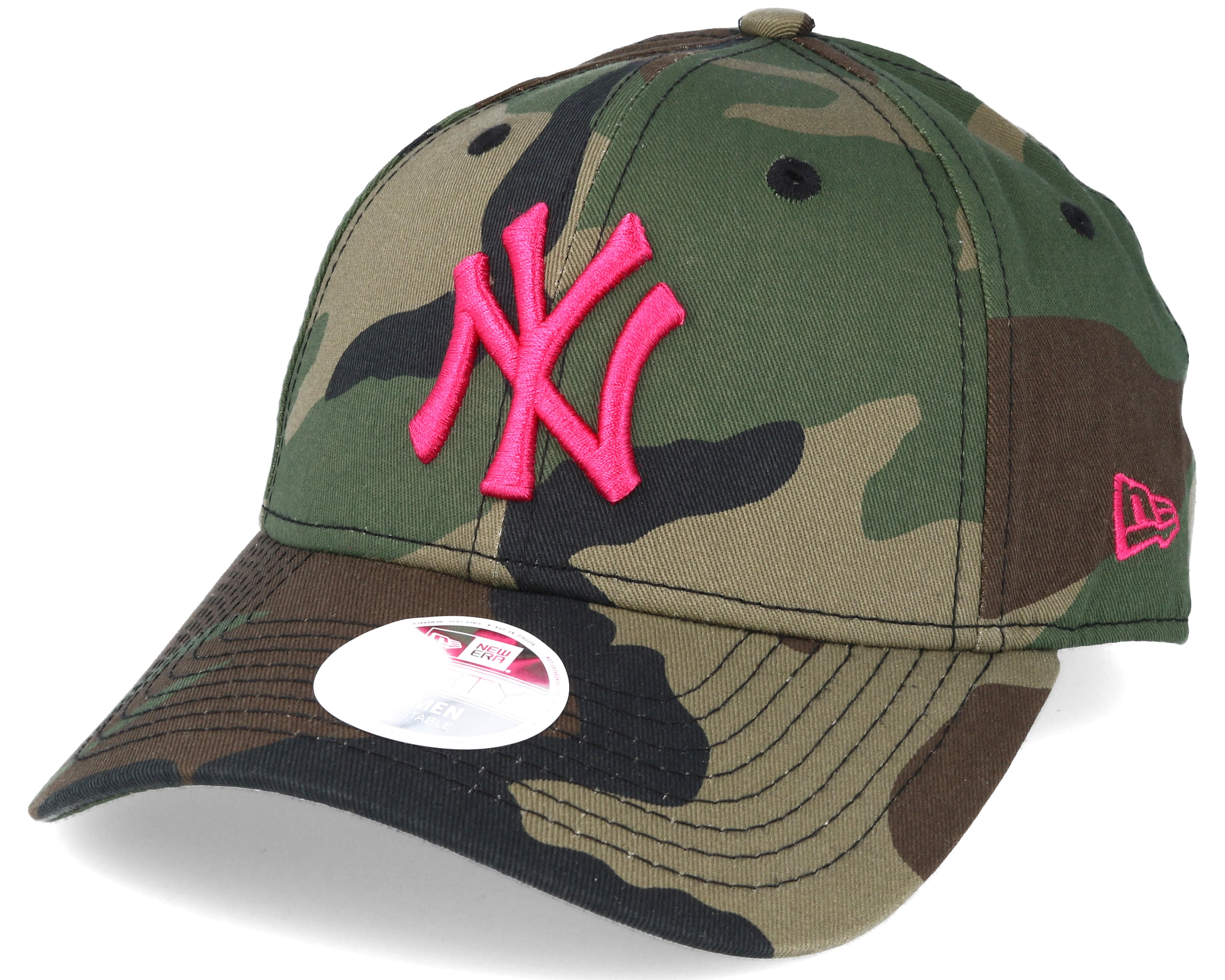 f570fc8551f82 New York Yankees MLB Fashion Camo 9forty Adjustable - New Era ...