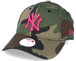 New York Yankees MLB Fashion Camo 9forty Adjustable - New Era