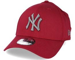 New York Yankees MLB League Essential Red 39thirty Flexfit - New Era