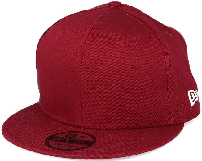 NE Cotton Cardinal 9fifty Snapback - New Era
