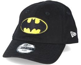 Kids Hero Essential Inf Batman Black 9forty Adjustable - New Era