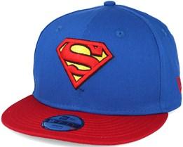 Hero Essential Jr Superman Blue 9fifty Snapback - New Era
