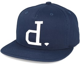 Polo Navy Snapback - Diamond