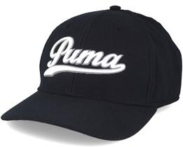 Script Fitted Black Flexfit - Puma