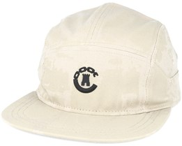 Beveled Hybrid 7-panel Beige Adjustable - Crooks & Castles