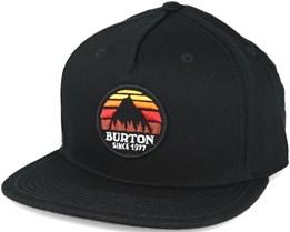 Underhill True Black Snapback - Burton