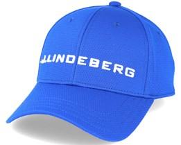 Aiden Pro Poly Strong Blue Adjustable - J.Lindeberg
