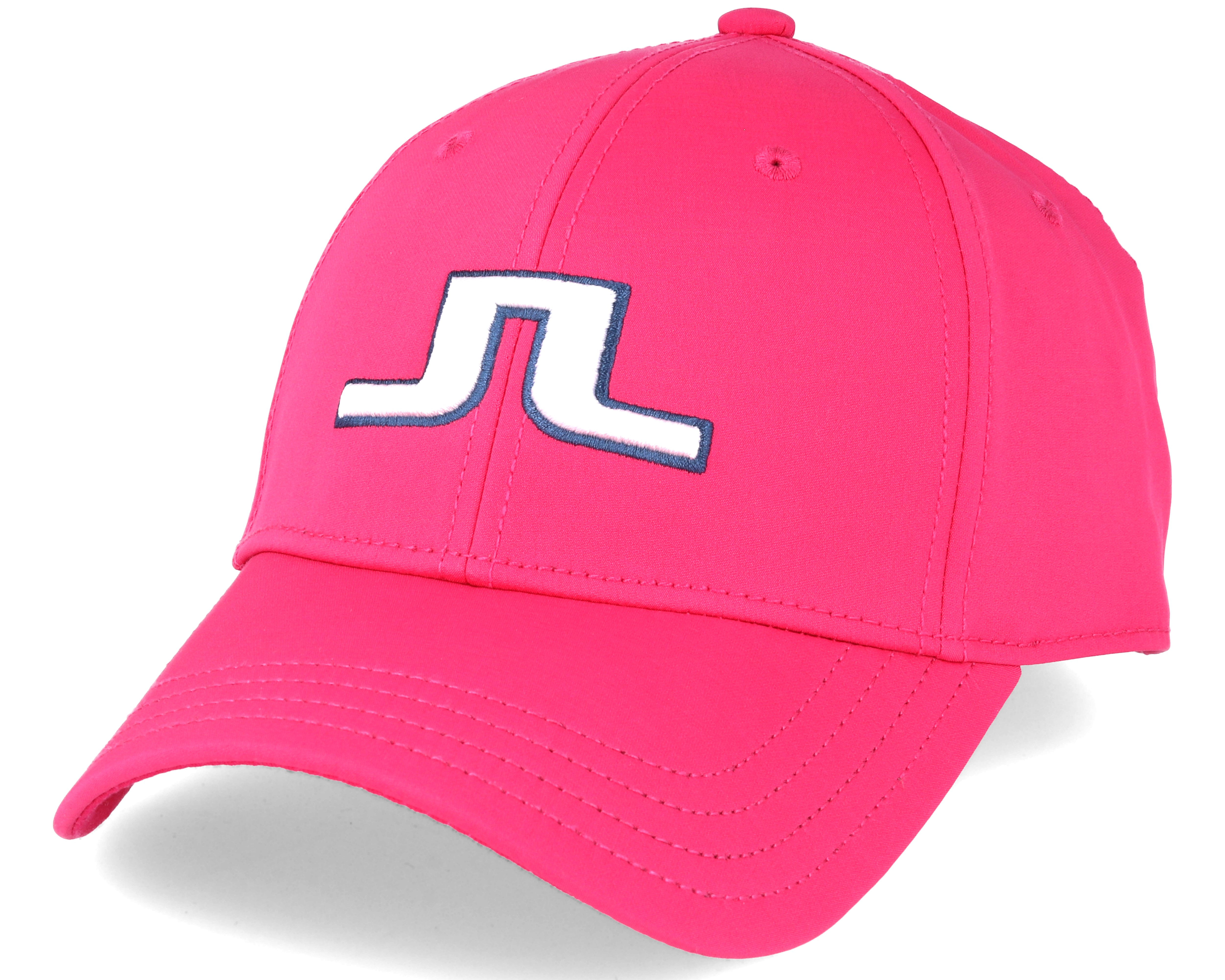 596649d89a4 Angus Tech Stretch Pink Intense Adjustable - J.Lindeberg caps ...