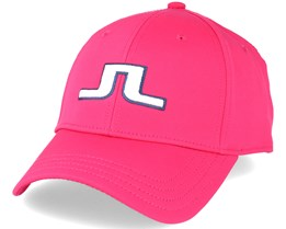 Angus Tech Stretch Pink Intense Adjustable - J.Lindeberg