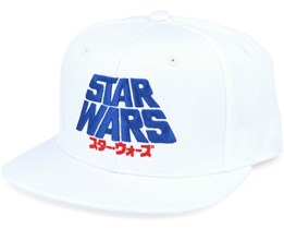 Unconstructed Star Wars Nippon White - Dedicated