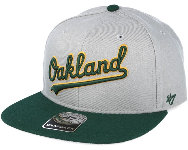 competitive price 2c9bd 1d68f ... clean up dad hat cap mlb black royal 45b43 beccd  denmark oakland  athletics script side grey snapback 47 brand 8e3ae 5f141