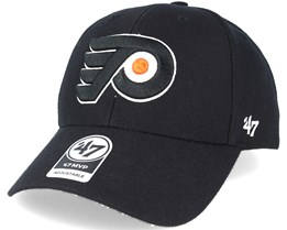 Philadelphia Flyers MVP Black Adjustable - 47 Brand