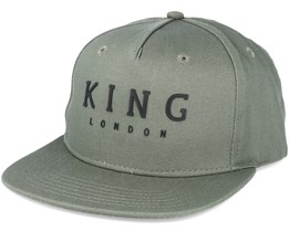 Staple Olive Snapback - King Apparel