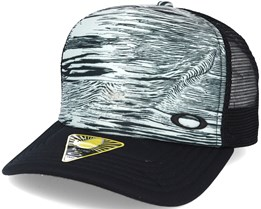 Mesh Sublimated Grey/Black Trucker Adjustable- Oakley