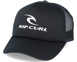 Corporate BlackTrucker Adjustable - Rip Curl