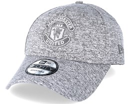Manchester United Jersey 940 Grey Adjustable - New Era