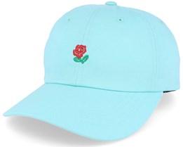 Rose Hat Soft Blue Adjustable - The Hundreds