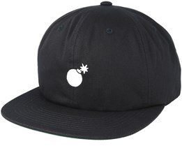Seed Logo Black Adjustable - The Hundreds