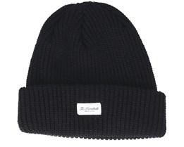 Crisp 2 Black Beanie - The Hundreds