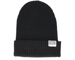 Coffee Shop Black Beanie - Northern Hooligans