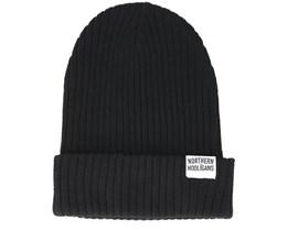 Coffee Shop Black Beanie - Northern Hooligans