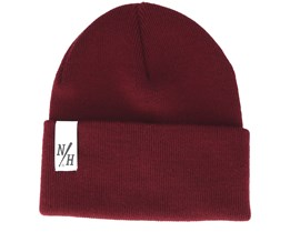 Batts Maroon Beanie - Northern Hooligans