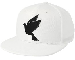 Save us 2 White Snapback - Galagowear
