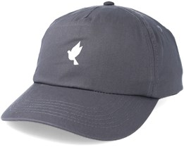 Soft Sportcap Dark Grey Adjustable - Galagowear