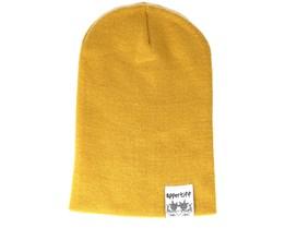 Hightop Mustard Beanie - Appertiff