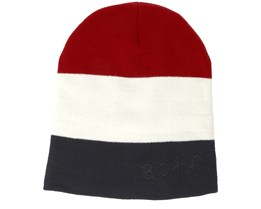 Aptf Red/White/Blue Beanie - Appertiff