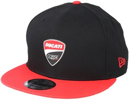 Corse Snaparch 950 Ducati Black/Red Snapback - New Era