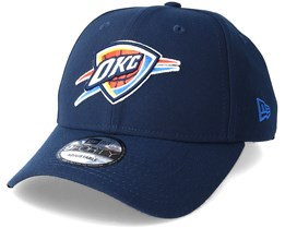 Oklahoma City Thunder The League Navy Adjustable - New Era