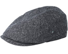 City Sport Sixpence Grey Flatcap - City Sport