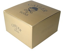 Cayler Gift Box 12x20 CM Gold - Cayler & Sons