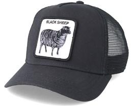 Naughty Lamb Black Trucker - Goorin Bros.