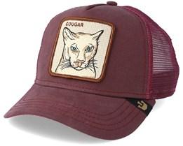 Cougar Maroon Trucker - Goorin Bros.