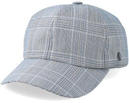 Soft Jersey Dad Cap Checked Adjustable - City Sport
