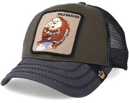 Wild Beaver Olive Trucker - Goorin Bros.