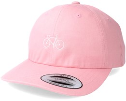 Classic Bike Pink/White Adjustable - Bike Souls
