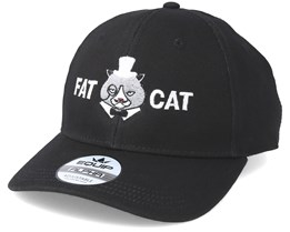 Logo Black Adjustable - Fat Cat