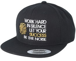 Success Is the Noise Back Snapback - Lions
