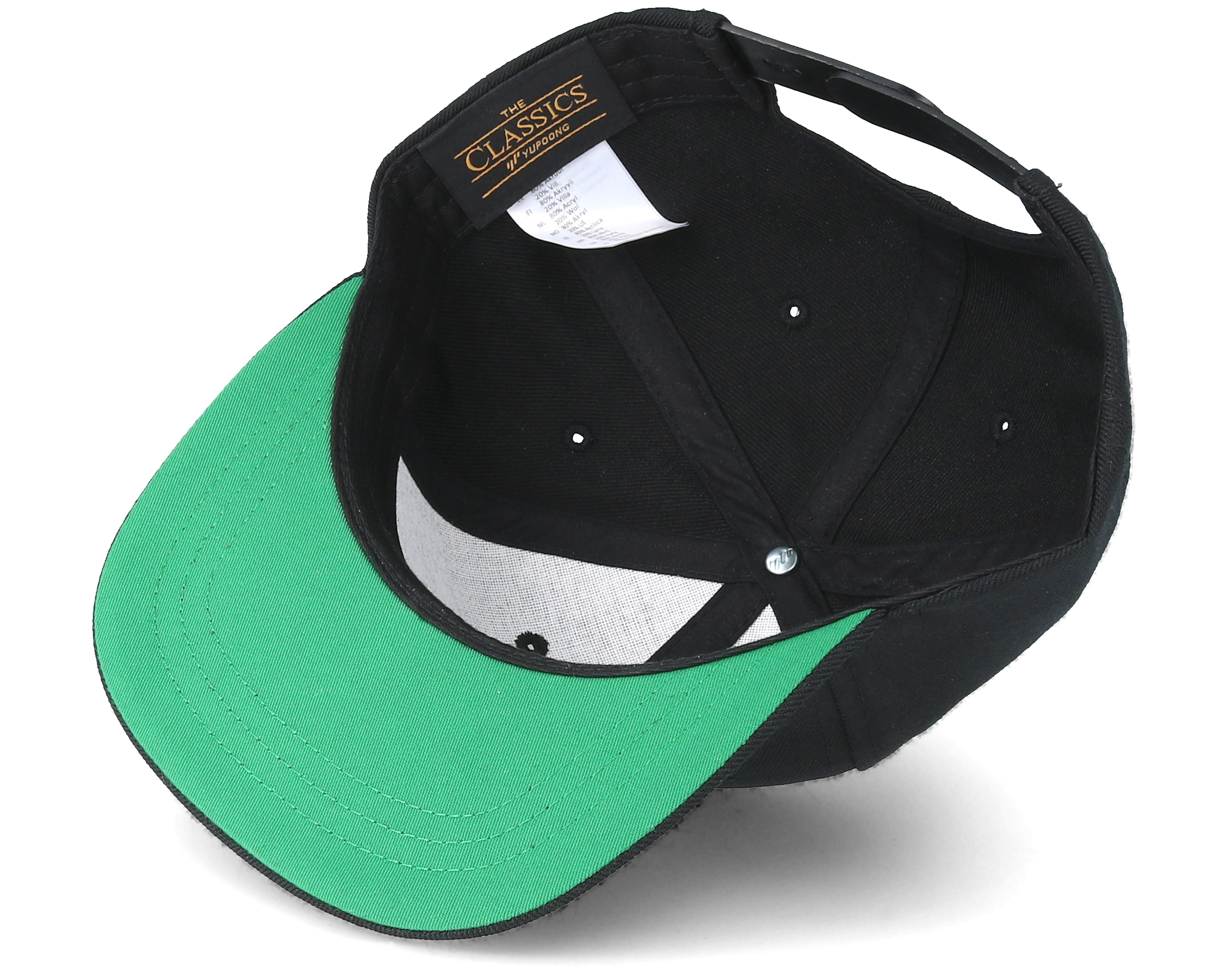 kids boom logo black kids snapback boom cap hatstorenl