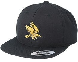 Eagle Gold/Black Snapback - Eagle