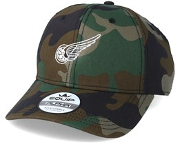 Rolling Wings Camo Adjustable - Born To Ride