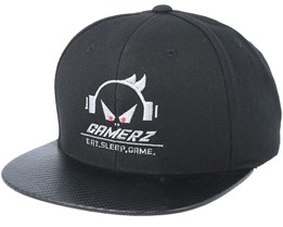 JarHead Black/Carbon Snapback - Gamerz